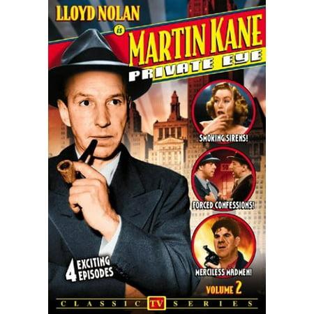 Martin Kane Private Eye 2 (DVD) (Big Daddy Kane The Wrath Of Kane)