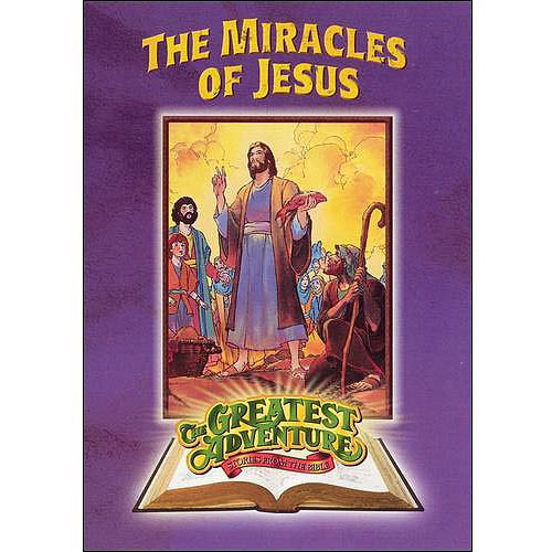 The Greatest Adventures Of The Bible: The Miracles Of Jesus (Full Frame)