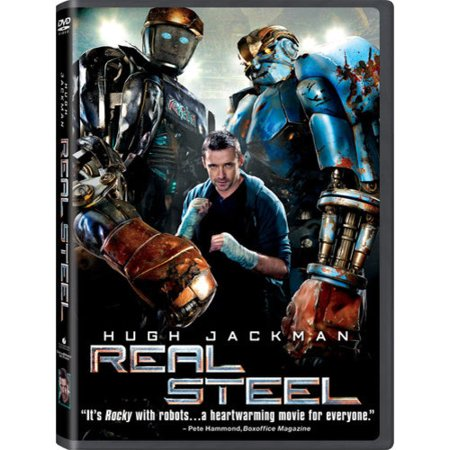 Real Steel  Widescreen