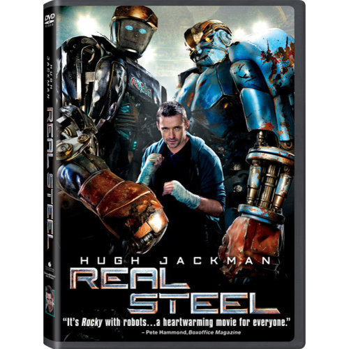 Real Steel (Widescreen)