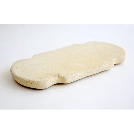 Oval XL Ceramic Refractory Plate