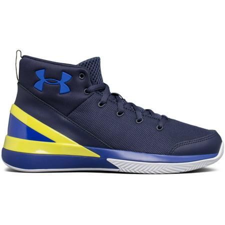 - Boy's Under Armour BGS X Level Ninja Basketball Shoe