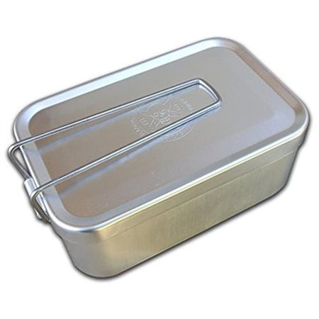 ESEE Aluminum Mess/Survival Tin