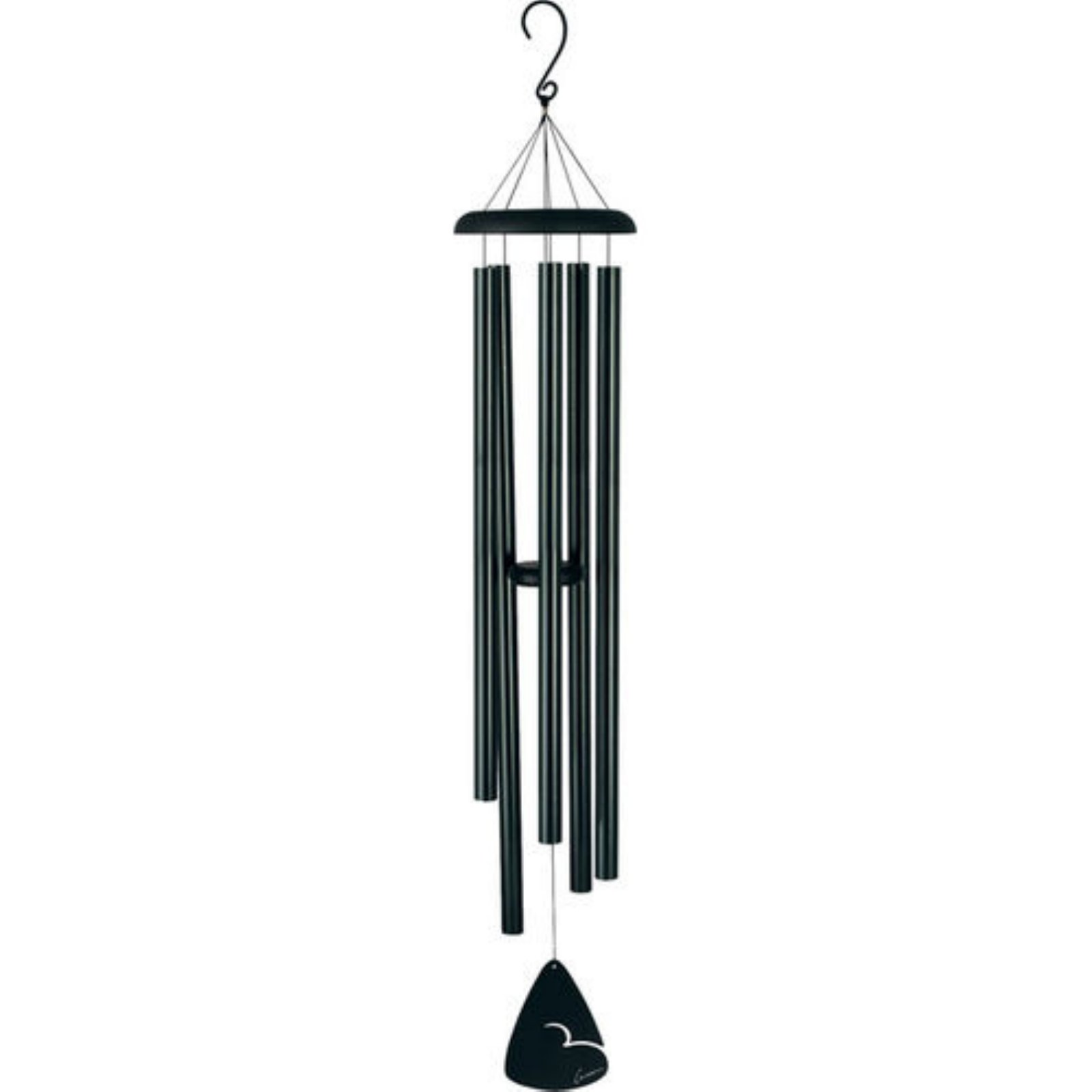 Carson 60 in. Signature Series Wind Chime-Forest Green by Marson