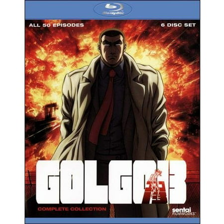 Golgo 13: Complete Collection (Blu-ray) (Widescreen)](Halloween Film Complet)