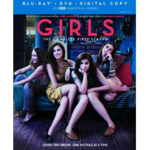 Girls: The Complete First Season (Blu-ray   DVD   Digital HD)