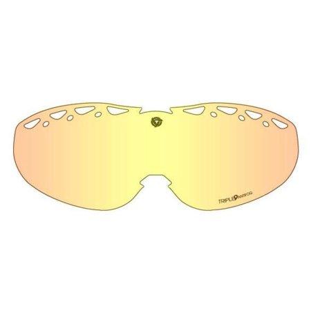 Triple 9 Optics SKG-75 LENS ROSE Lens for Swank Snow Goggles -