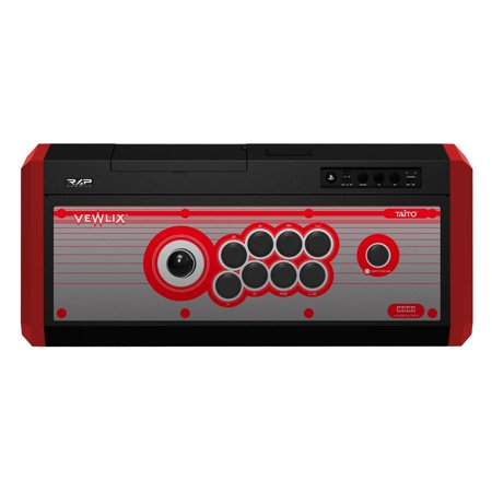 Hori Fighting Stick 360 - HORI Real Arcade Pro. 4 Premium VLX (Red) Arcade Fighting Stick for PlayStation 4 /PS3