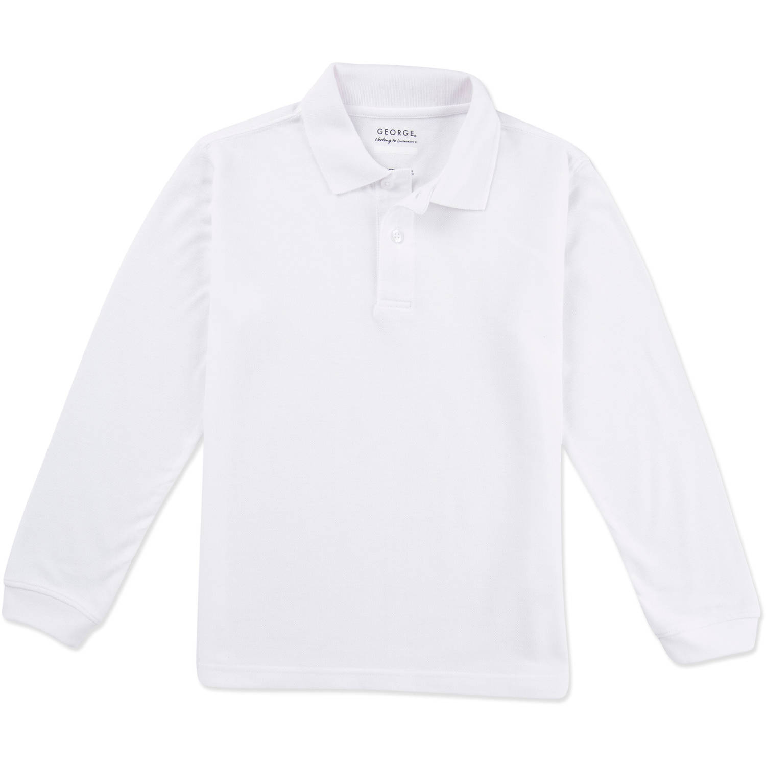 Image Gallery Long Sleeve Polo Shirts