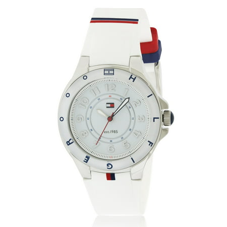 Tommy Hilfiger Womens Silicone Watch 1781271