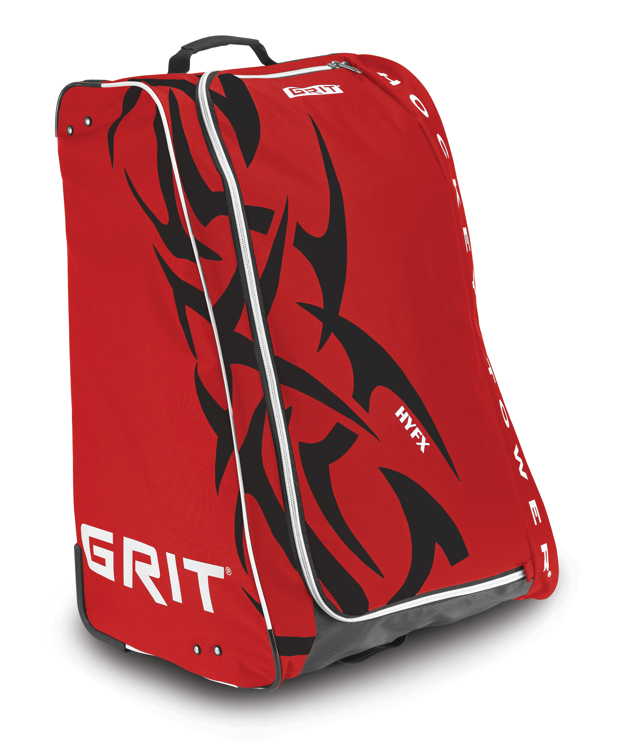 "Grit Inc HYFX Junior Hockey Tower 30"" Wheeled Equipment Bag Chicago HYFX-030-CH by Grit Inc"