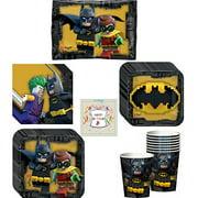 Lego Batman Party Pack Bundle