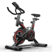 Exercise Bike Flywheel Workout Equipment Commercial Stationary Bicycle Indoor Cycling Cardio Fitness Home Workout Gym
