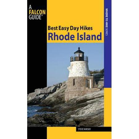 Best Easy Day Hikes Rhode Island - eBook