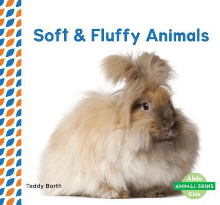 Soft & Fluffy Animals - eBook