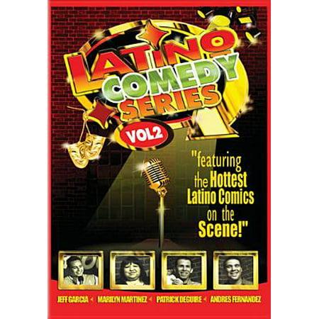 Latino Comedy Series, Vol. 2