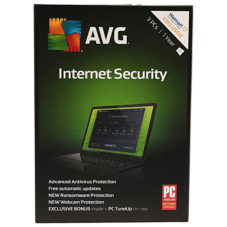AVG, Internet Security, Digital Download