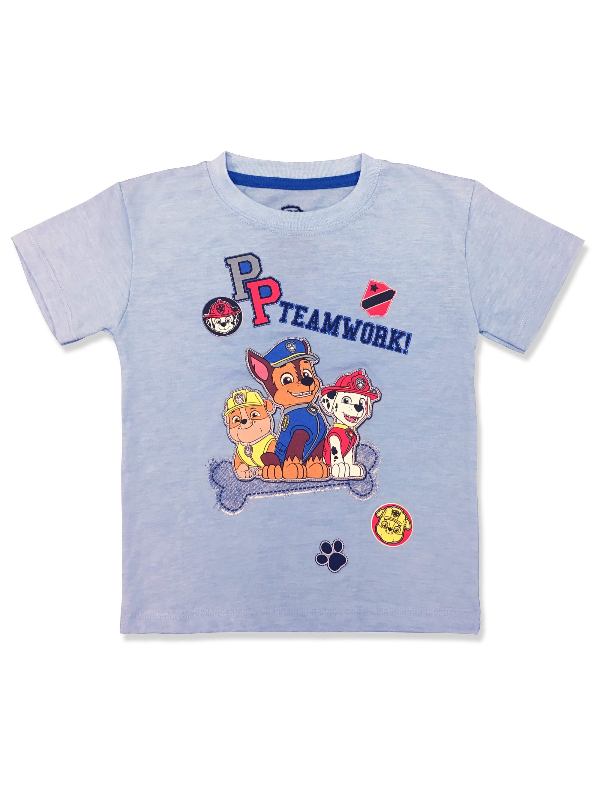 Short Sleeve Character Tee Shirt (Little Boys)