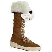 Superga 2077 Alpina Womens Canvas Boots Shoes