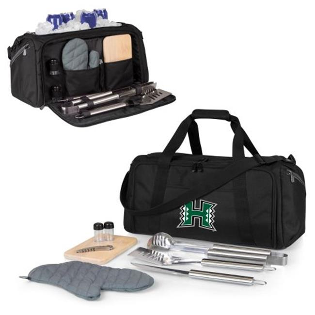 Hawaii Warriors - BBQ Kit Cooler by Picnic Time