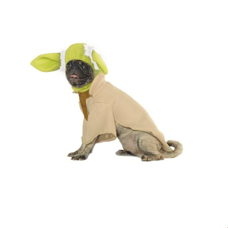 Star Wars Yoda Pet Halloween - Dog Costumes Yoda