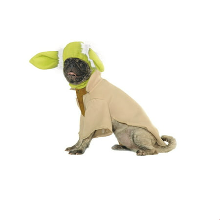 Star Wars Yoda Pet Halloween Costume - Pet Society Halloween Room