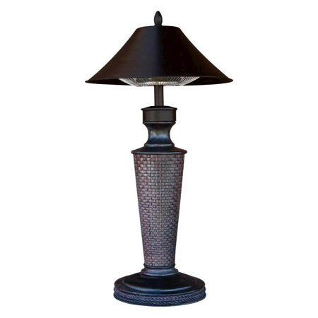Endless Summer Electronic Patio Heater (Endless Summer - Vacation Day Electric Heater - Bronze)
