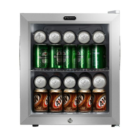 Stainless Steel Refrigerator Finishing Frame - BR-062WS Whynter Beverage Refrigerator With Lock – Stainless Steel 62 Can Capacity