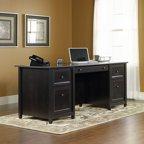 Sauder Shoal Creek Executive Desk, Multiple Finishes ...