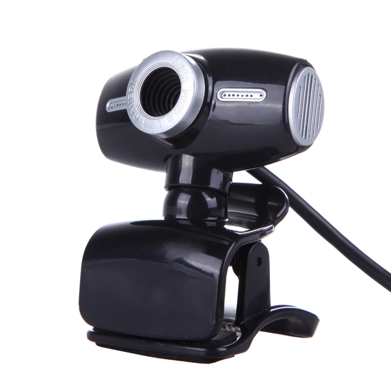 12MP HD USB Webcam Night Vision Chat Skype Video Camera for PC Laptop by Unbranded