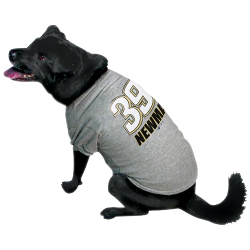 Ryan Newman Pet T-Shirt - Ash