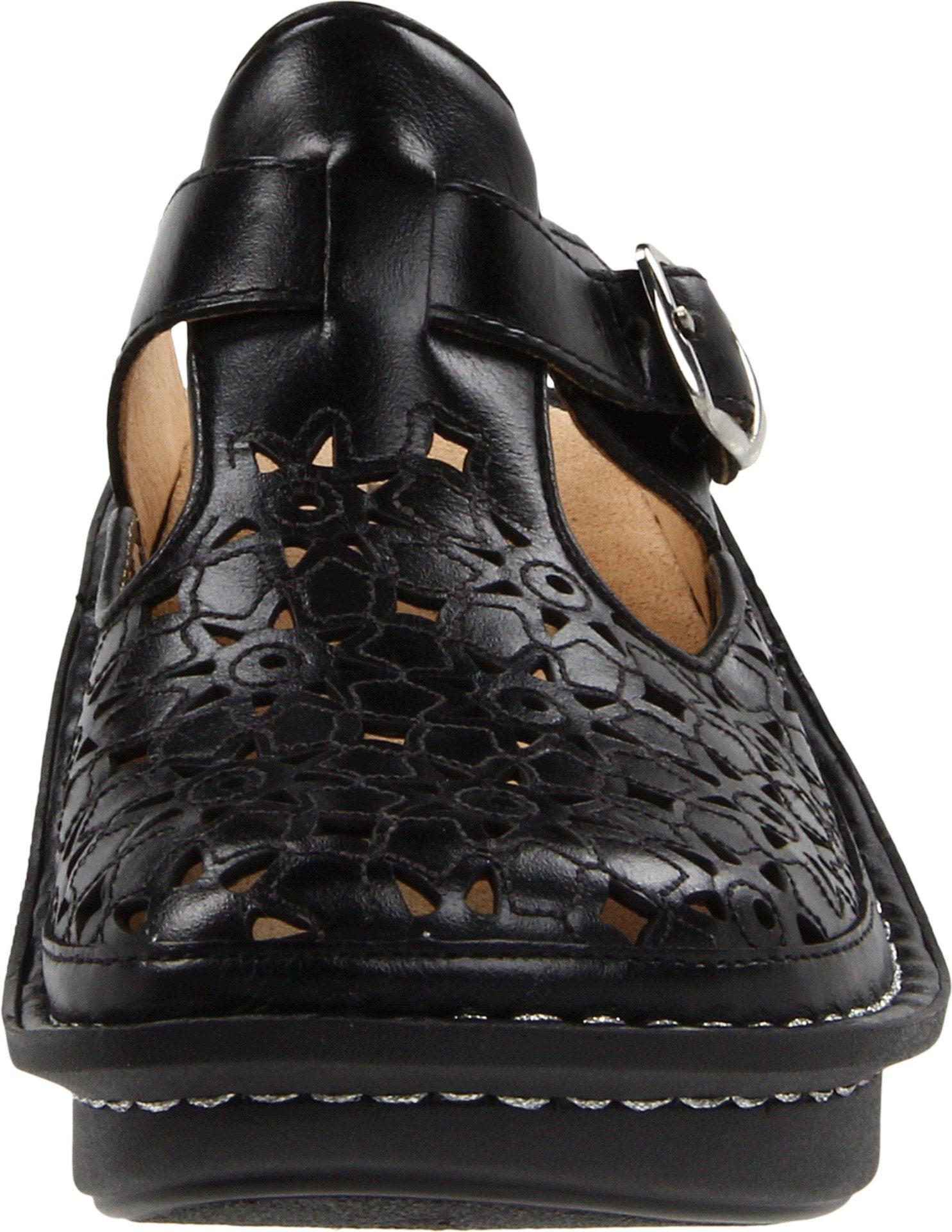 Alegria ALG-631 : Women's Classic Clog Dusty Black (39 M EU / 9-9.5 B(M)  US) - Walmart.com