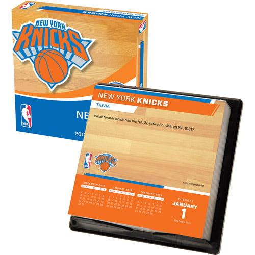 Turner Licensing 2013 Box Calendar, New York Knicks