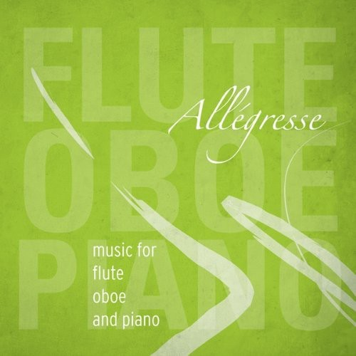 Allgresse Allgresse: Music for Flute Oboe & Piano [CD] by