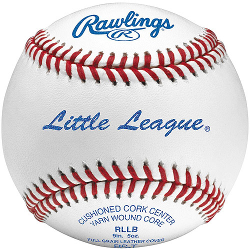 Rawlings Little League Baseballs, 12pc