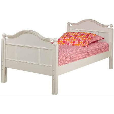 - Emma Full Bed with Low Headboard and Footboard