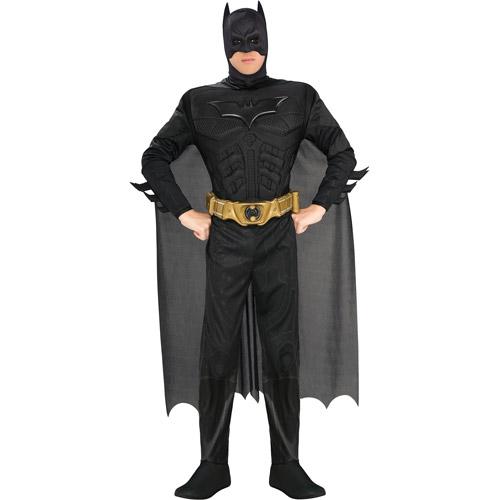 Batman Muscle Deluxe Adult Halloween Costume