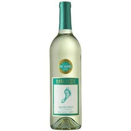 Barefoot Cellars Moscato Wine, White Wine, 750 - Canyon Cellars