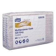Tork 520378 Multipurpose Cloth, 520, Top-Pak