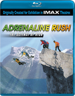 Adrenaline Rush: The Science of Risk (IMAX) (Blu-ray) by IMAGE ENTERTAINMENT INC