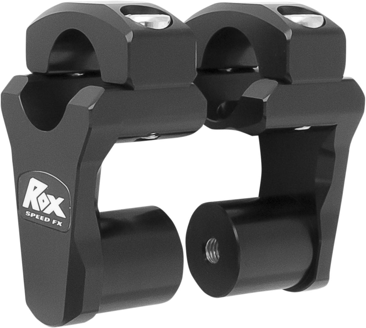 2in 1R-P2PPK Rox Speed FX - Black Elite Series Pivot Handlebar Riser