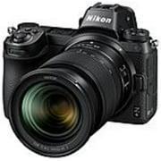 "Refurbished Nikon Z6 24.5 Megapixel Mirrorless Camera with Lens - 24 mm - 70 mm - Black - 3.2"" Touchscreen LCD - 2.9x Optical Zoom - Optical (IS) - 3840 x 2160 Video - HD Movie Mode - Wireless LAN"