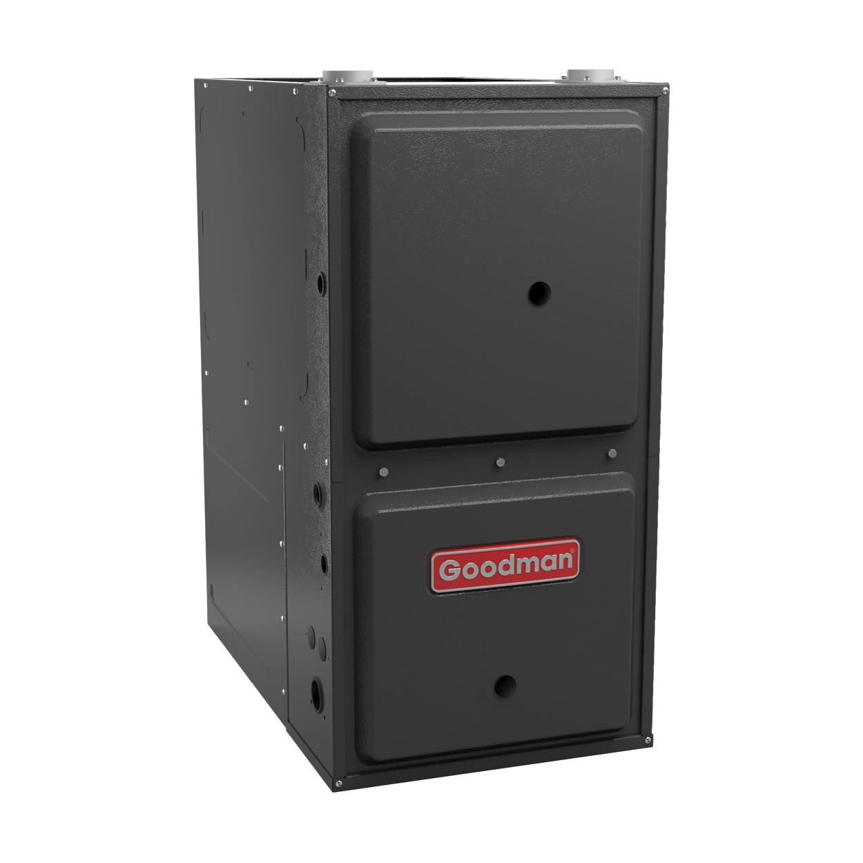 "HVAC Direct Comfort by Goodman DC-GCSS Series Gas Furnace - 96% AFUE - 100K BTU - 1 Speed - Downflow/Horizontal - 21"" Cabinet"
