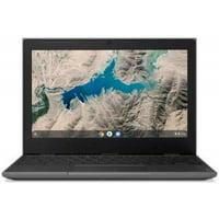 "Lenovo 100e Chromebook 11.6"" HD Display, Mediatek MT8173C, 4GB DDR3, 16GB eMMC, Chrome OS, Black"