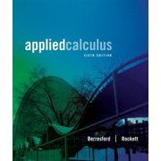 Student Solutions Manual for Berresford/Rockett's Applied Calculus, 6th
