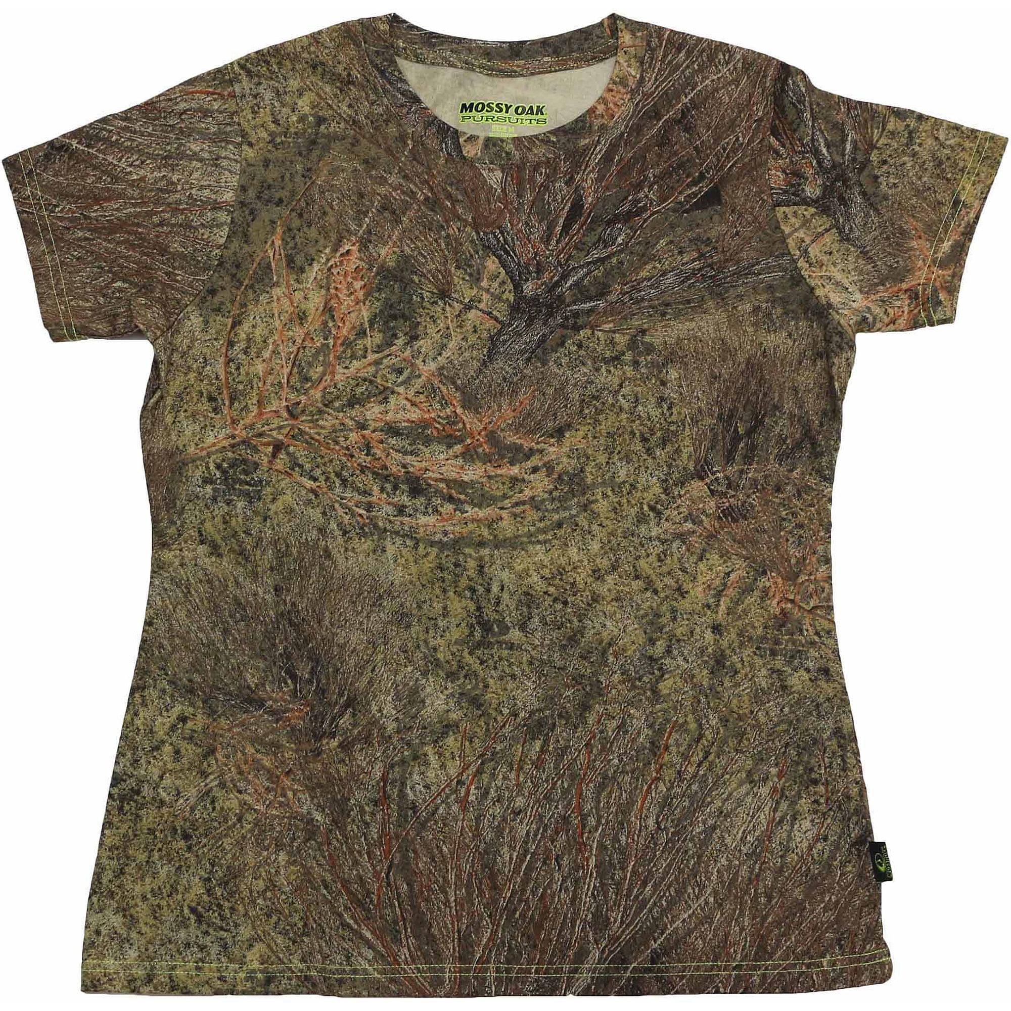 Mossy Oak Women's Short-Sleeve Tee