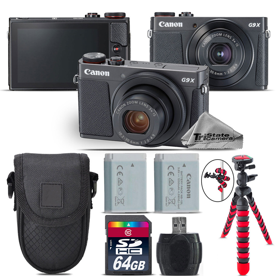 Screen LCD LED display Canon Powershot G9X