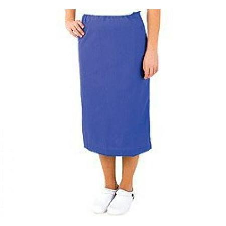 Scrub Skirt By White Swan Uniforms (Royal, - Roman Uniforms For Sale