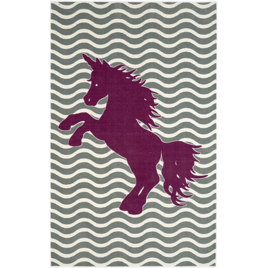Mohawk Home Majestic Unicorn Area Rug