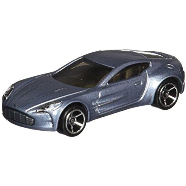Hot Wheels 2011 31 Aston Martin One 77 New Models Gray Walmart Com Walmart Com